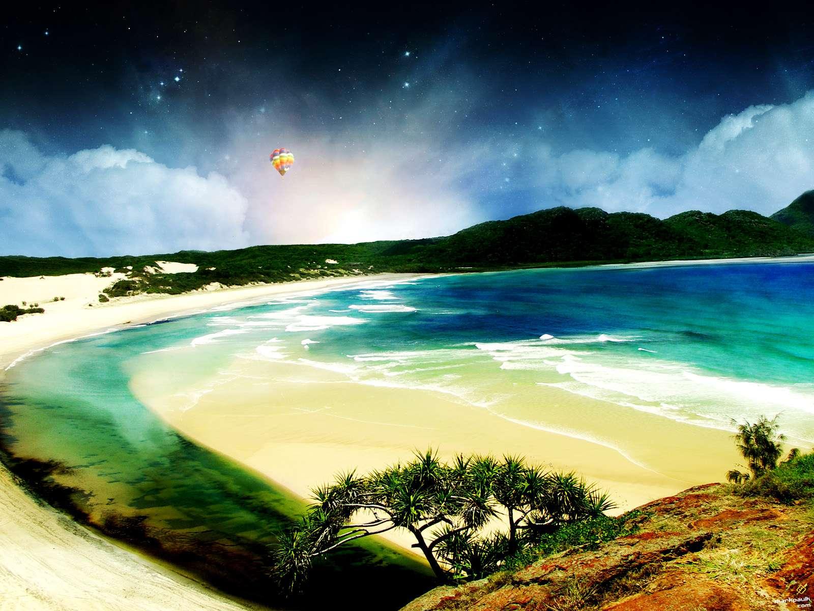 Fotomanipulaciones con paisajes para fondos de pantalla for Imagenes geniales para fondo de pantalla